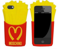 2014 Moschino Mcdonalds French Fries Case for IPhone 5/5S
