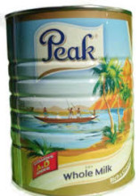 Peak Milk – powder