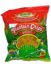Plantain Chips - Spicy