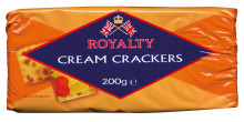 Royalty Cream Crackers