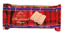 Royalty shortbread