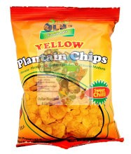 Yello Plantain chips - Sweet Chilli