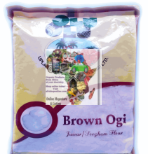 Brown Ogi/Pap/Akamu Flour