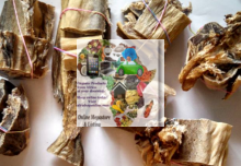 Dried Stock fish - (Okporoko/Panla/Hake fish) - 100g